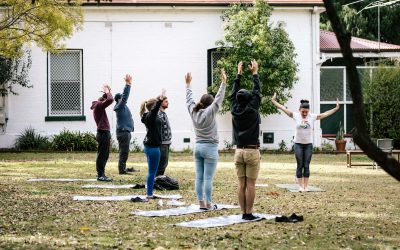 Yoga for at risk youth